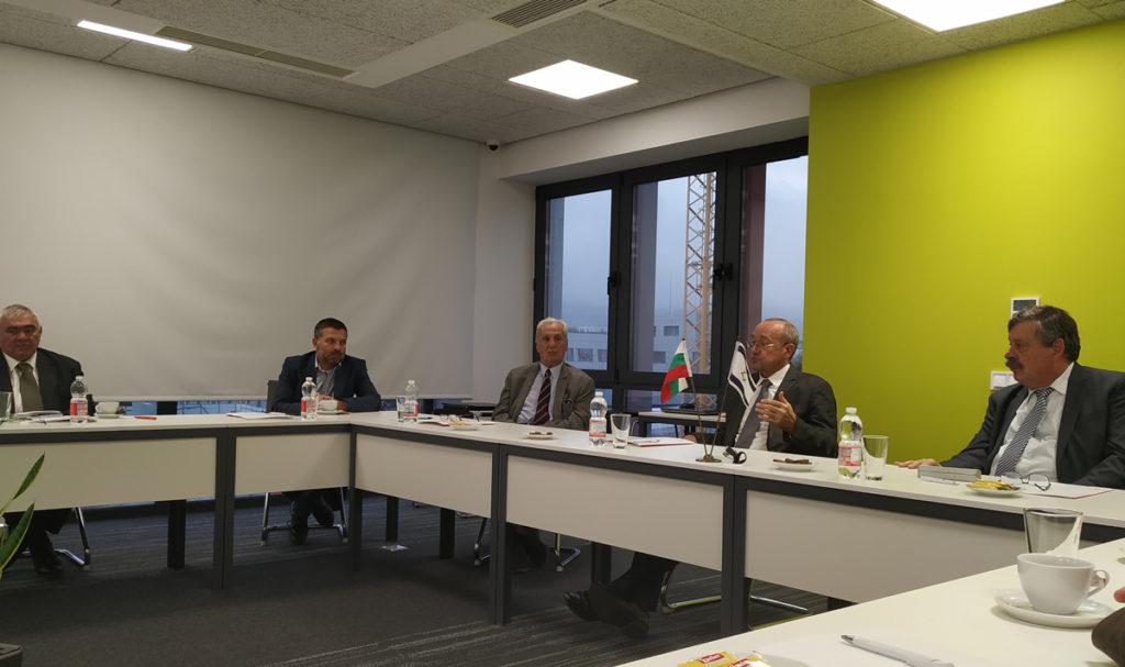Заседание на УС и КК на Българо-израелската търговско-промишлена палата 15.11.2019 г.